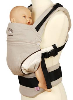 Baby Carrier nature