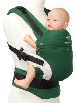 Baby Newstyle Carrier Manduca verde
