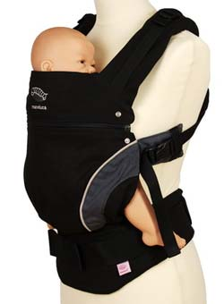 Baby carrier black