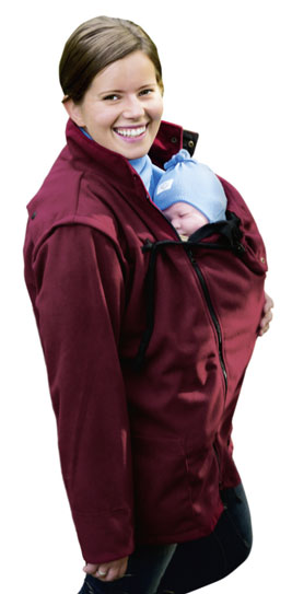 Adjustable Jacket for pregnancy