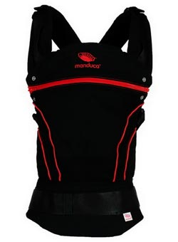 Manduca BlackLine black red