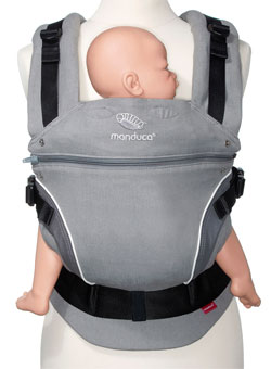 Manduca grey - famous baby carrier