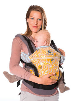 Baby Carrier Honey Paradise