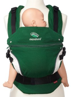 Manduca NewStyle Baby Carrier verde